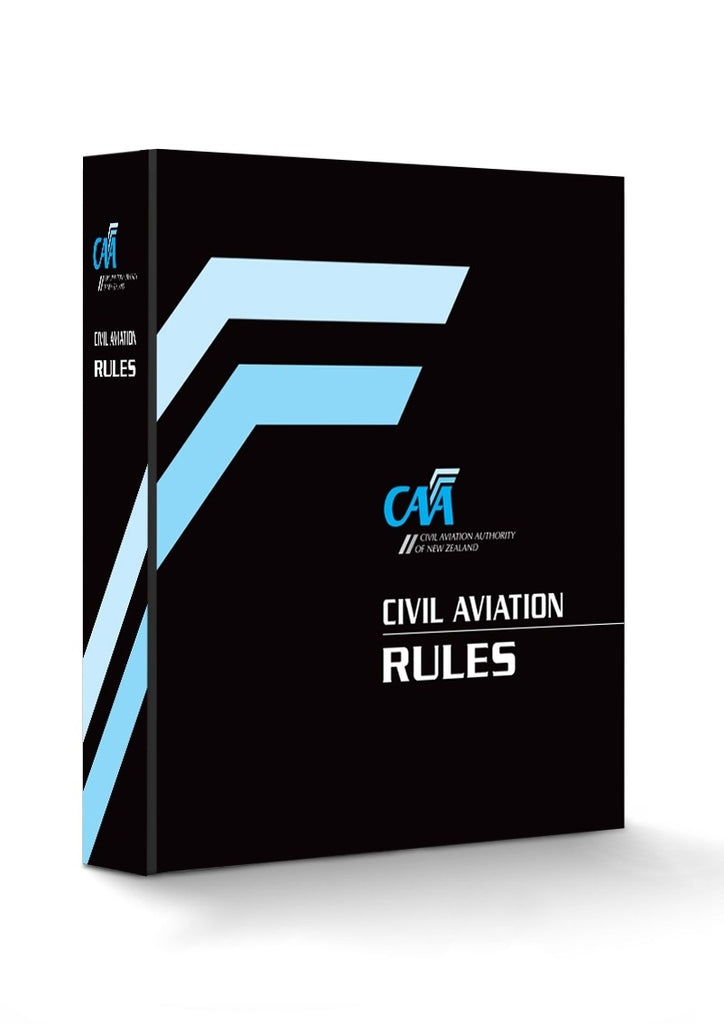 CAA advisory circulars black folder