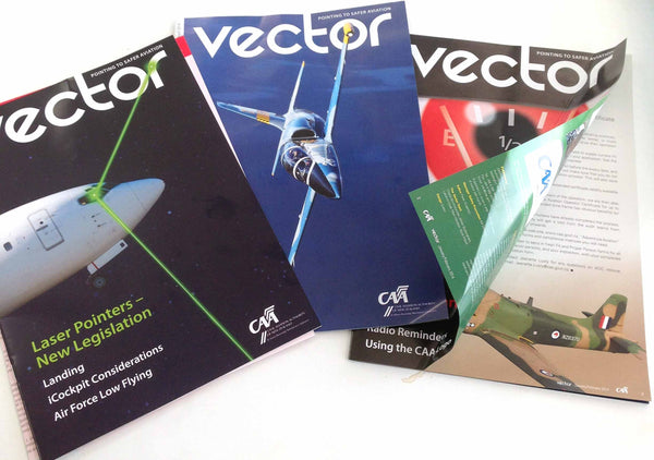 Vector Pointing to safer aviation