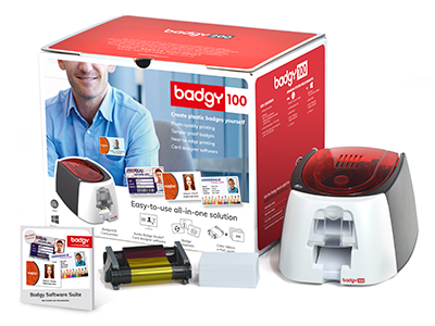 Evolis Badgy100 Card Printer