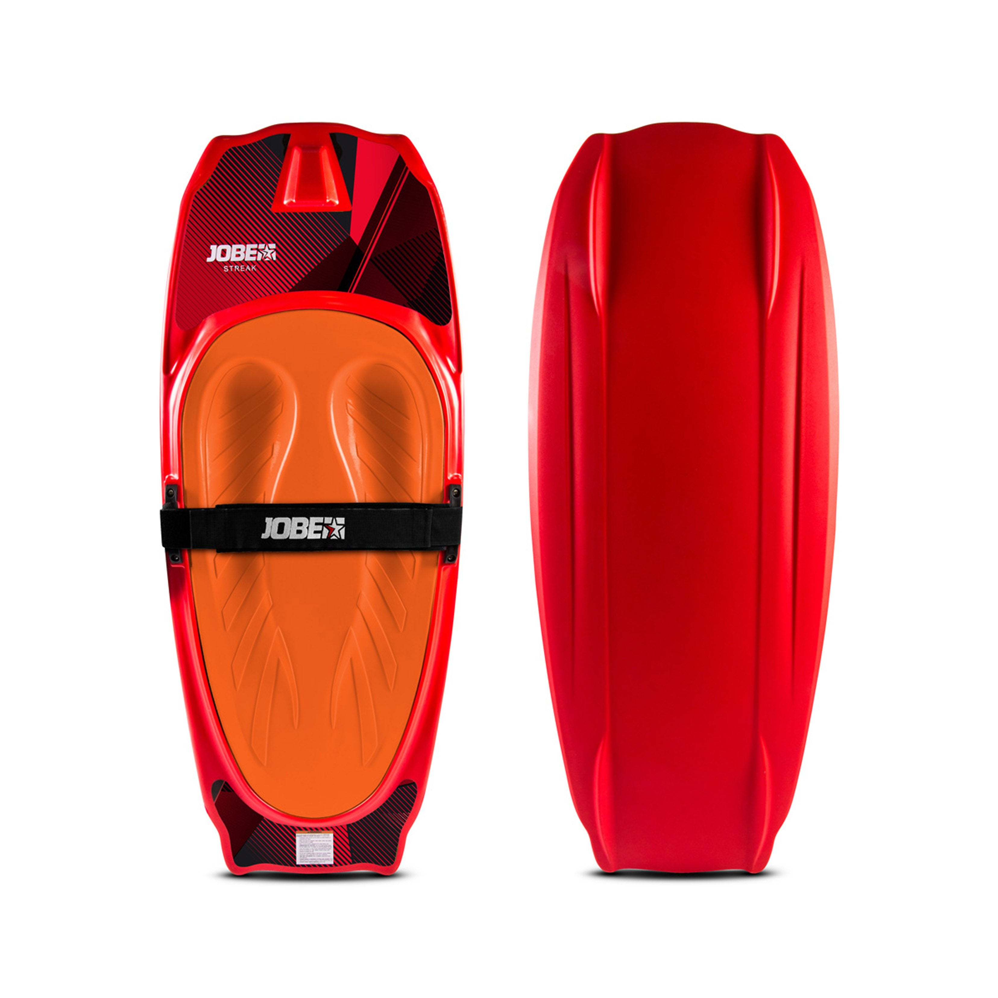 STREAK KNEEBOARD RED