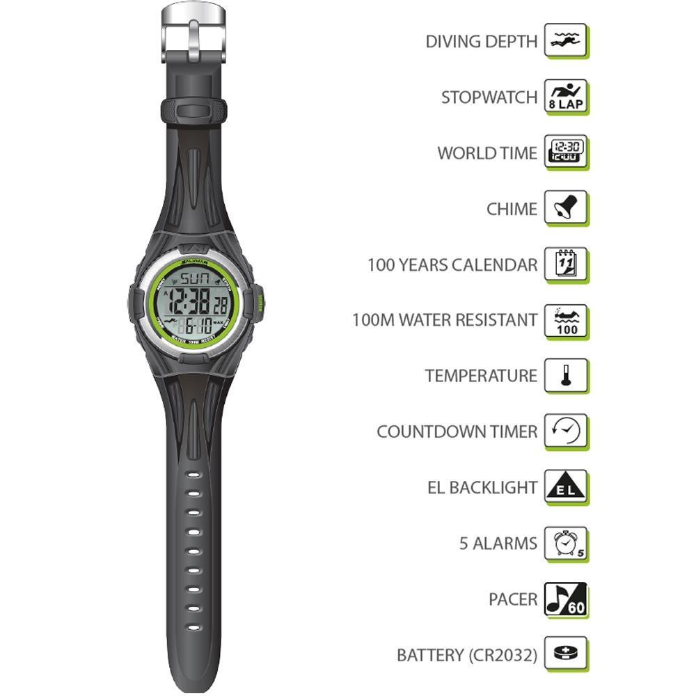 ONE PLUS FREE DIVING WATCH