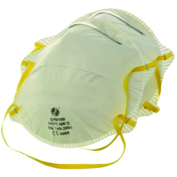 FINE DUST MASK FFP 1 SET OF 2