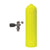 100 CU FT ALUMINIUM CYLINDER (YELLOW) WITH VA200-33N VALVE