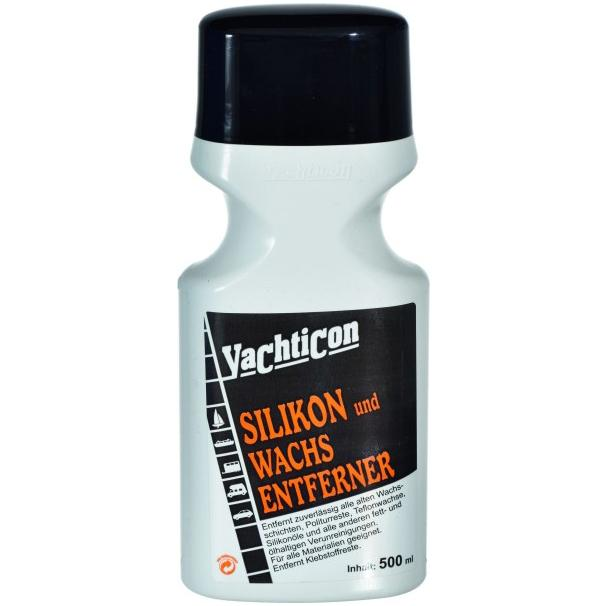 SILCONE AND WAX REMOVER 500ML