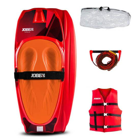 STREAK KNEEBOARD RED PKG
