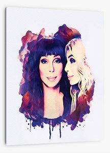 Celebrity Portraits - Cher