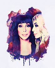 Load image into Gallery viewer, Celebrity Portraits - Cher