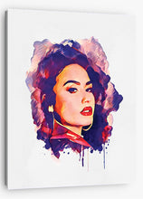Load image into Gallery viewer, Celebrity Portraits - Demi Lovato