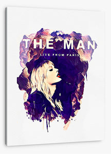 Celebrity Portraits - Taylor Swift: The Man