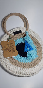 Evil Eye Purse - Andy & Rachel Studio