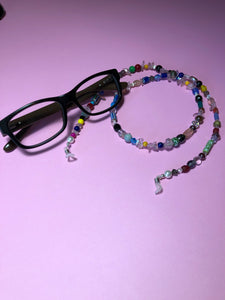 Boho beaded eye glasses hangers - Andy & Rachel Studio