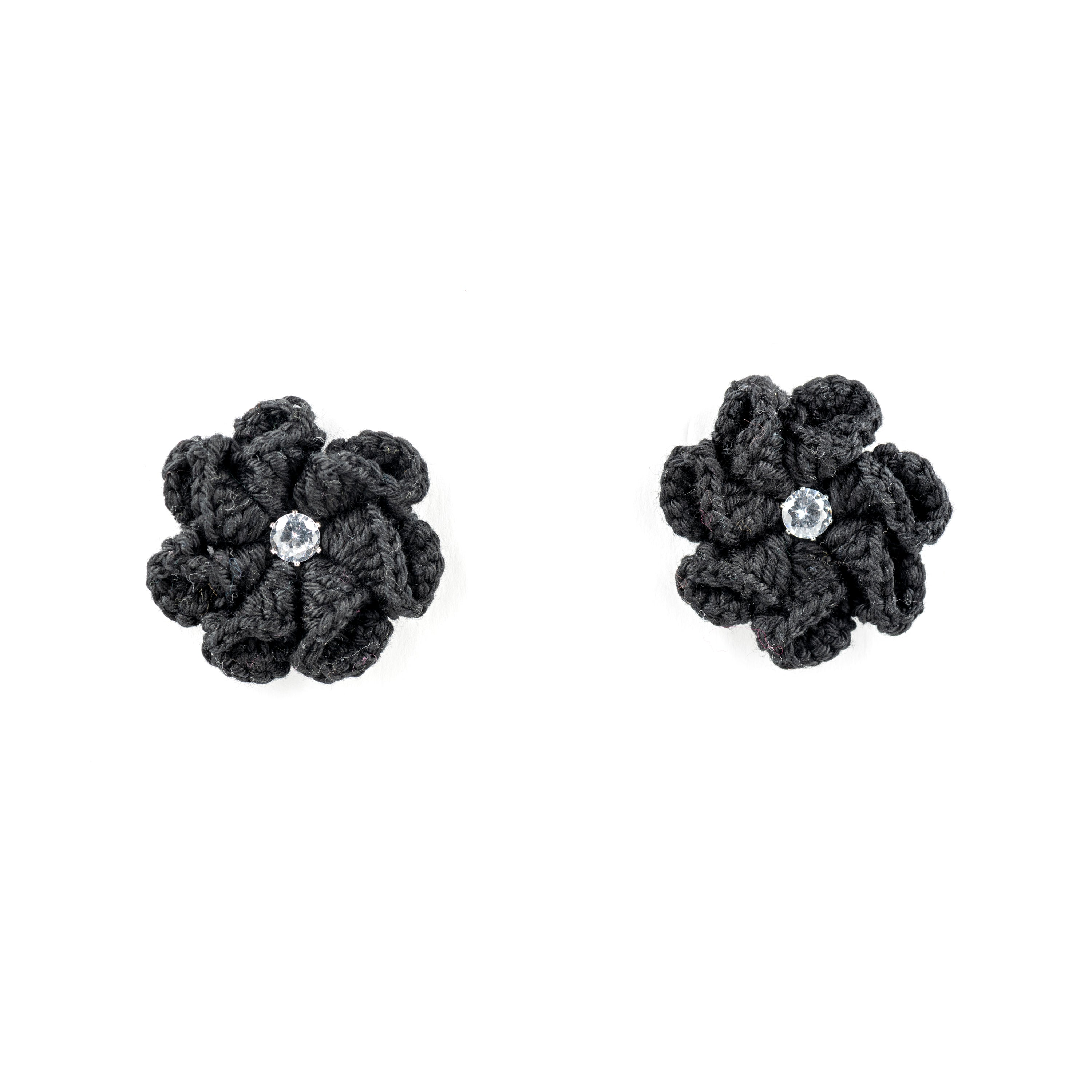 Crocheteria earrings - Andy & Rachel Studio