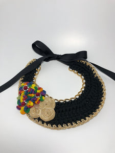 Bib Statement necklace - Andy & Rachel Studio