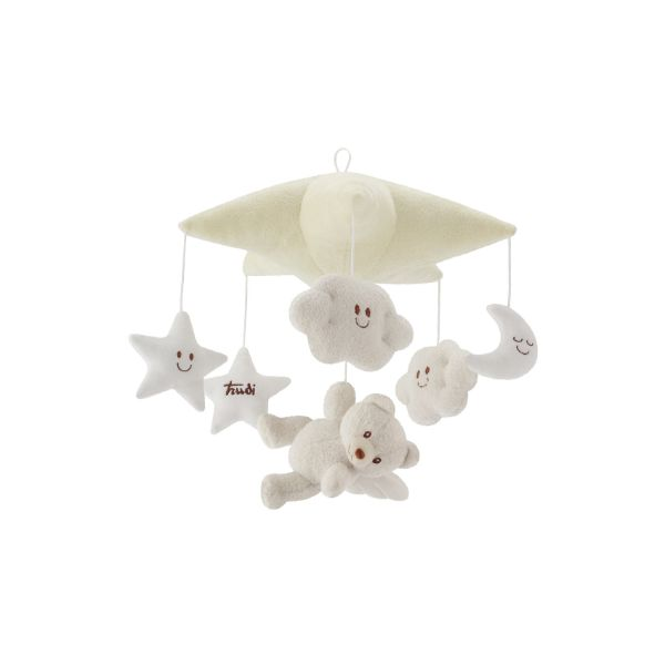 Cremino Mobile Dream-Catcher Bear Ivory - 26cm