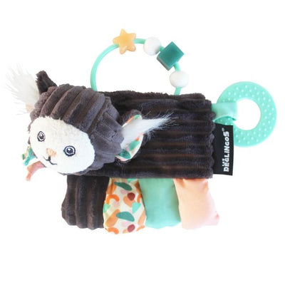 Activity Rattle and Teether Kézakos the Marmoset