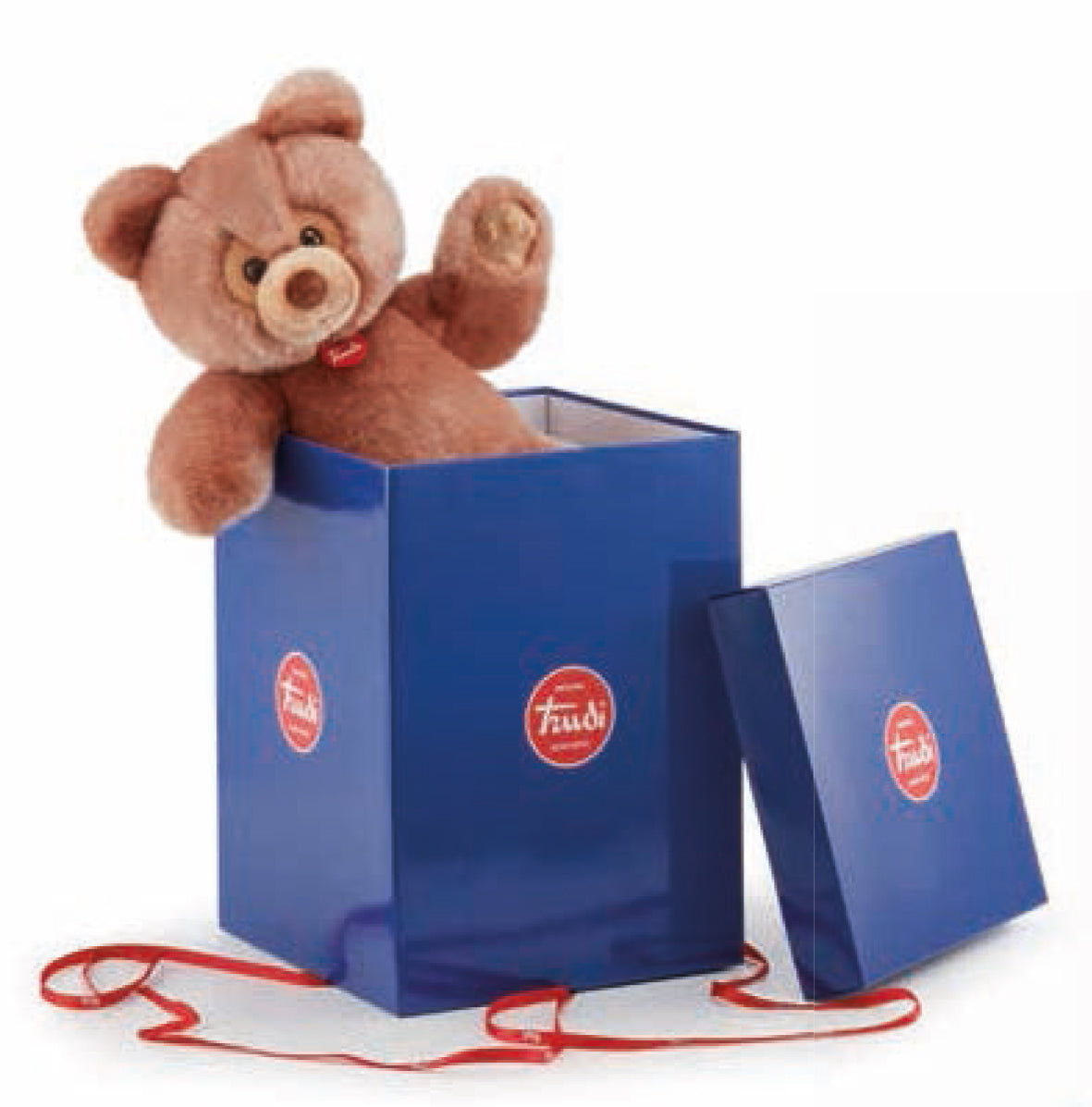 Blue Label Bear - 38cm