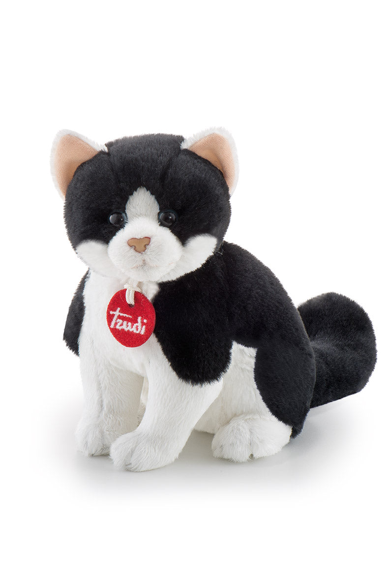 Pet Love Cat Black & White - 20cm