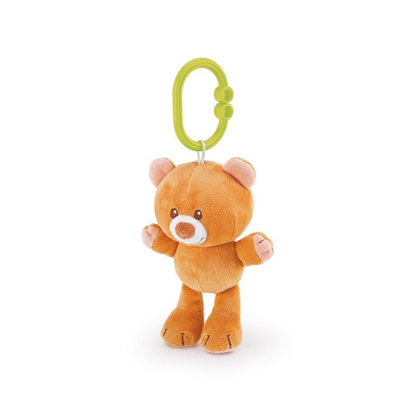 Happy Days Bear Rattle - 15cm
