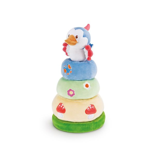 Happy Days Stacking Woodpecker - 29cm