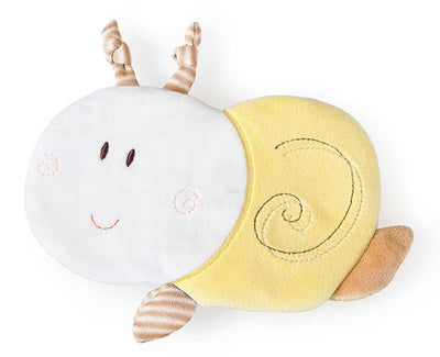 Baby Nature Comforter Hot/Cold Snail - 17cm