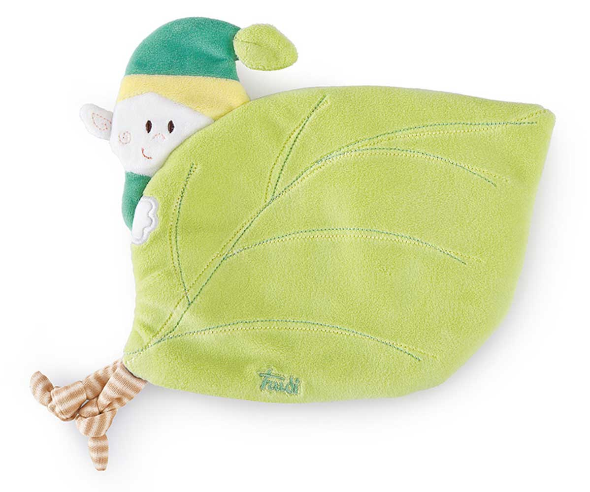 Baby Nature Warmer Natural Seeds Elf/Leaf - 22cm
