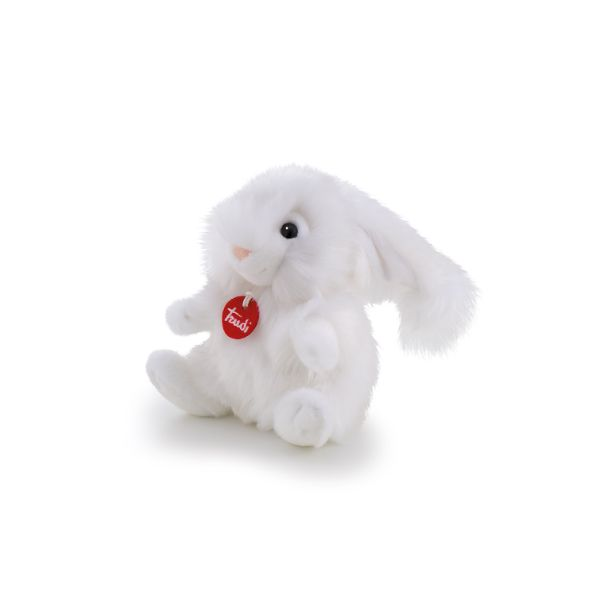 Fluffies Rabbit White - 24cm