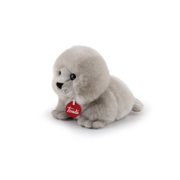 Fluffies Seal Grey - 24cm