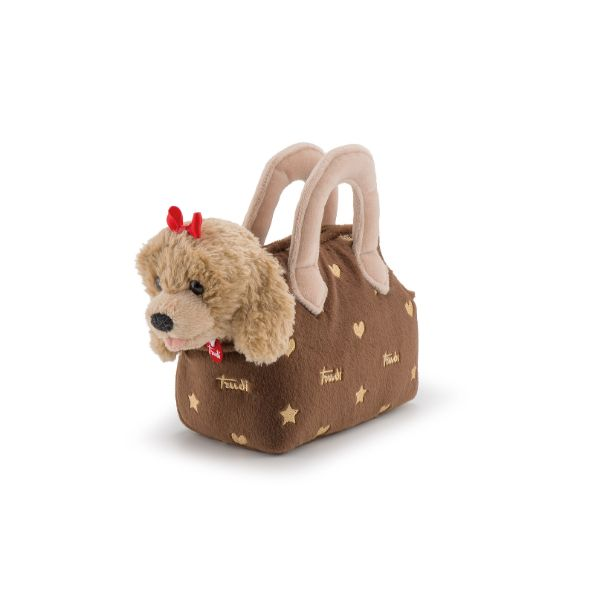 Pets Cocker Brown Bag - 20cm