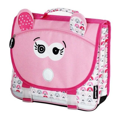 Backpack PVC Coquelicos the Mouse
