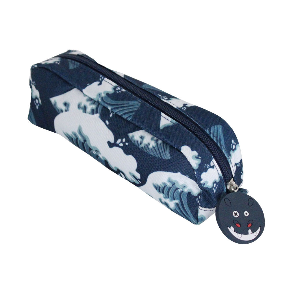 1 Zip Pencil Case Hippipos the Hippo
