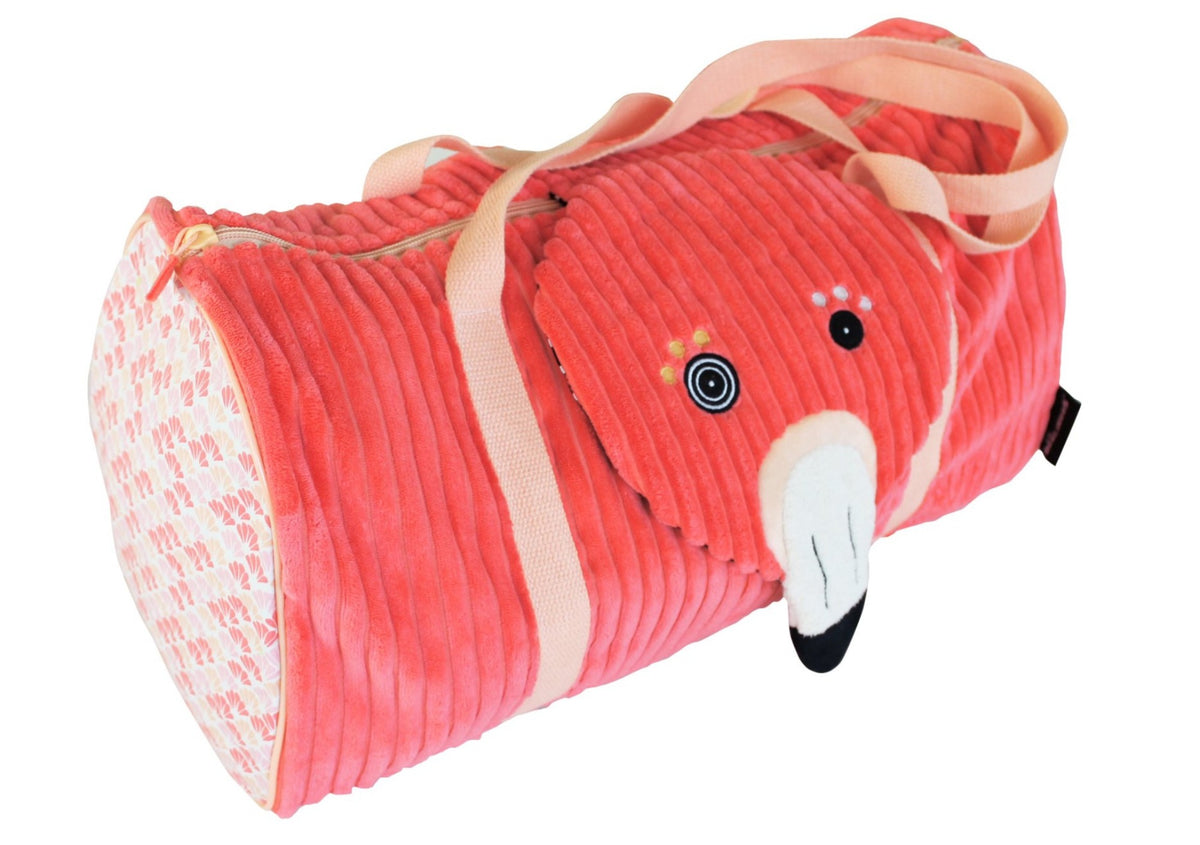 Weekend Travel Bag Flamingos Flamingo