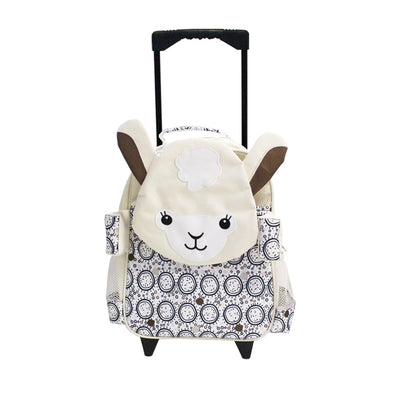 Medium Trolley Backpack Muchachos the Llama