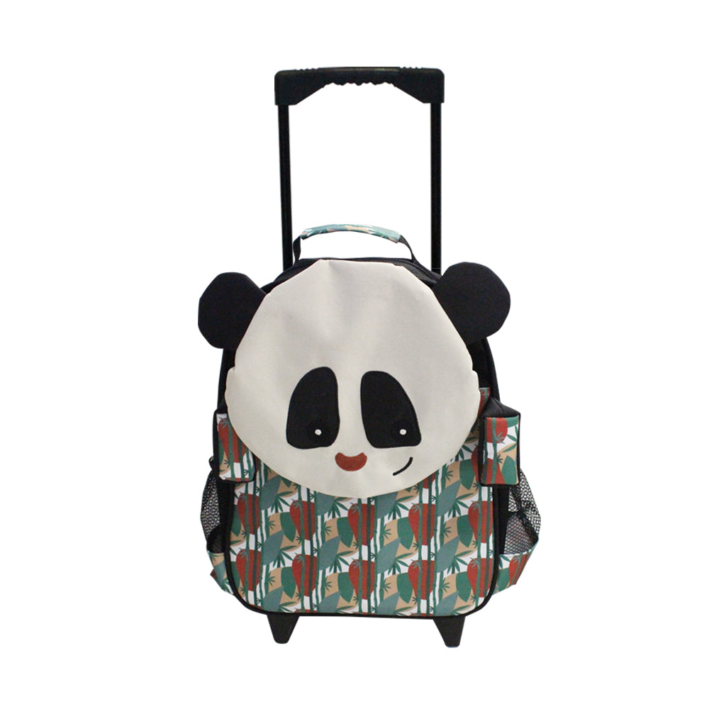 Medium Trolley Backpack Rototos the Panda