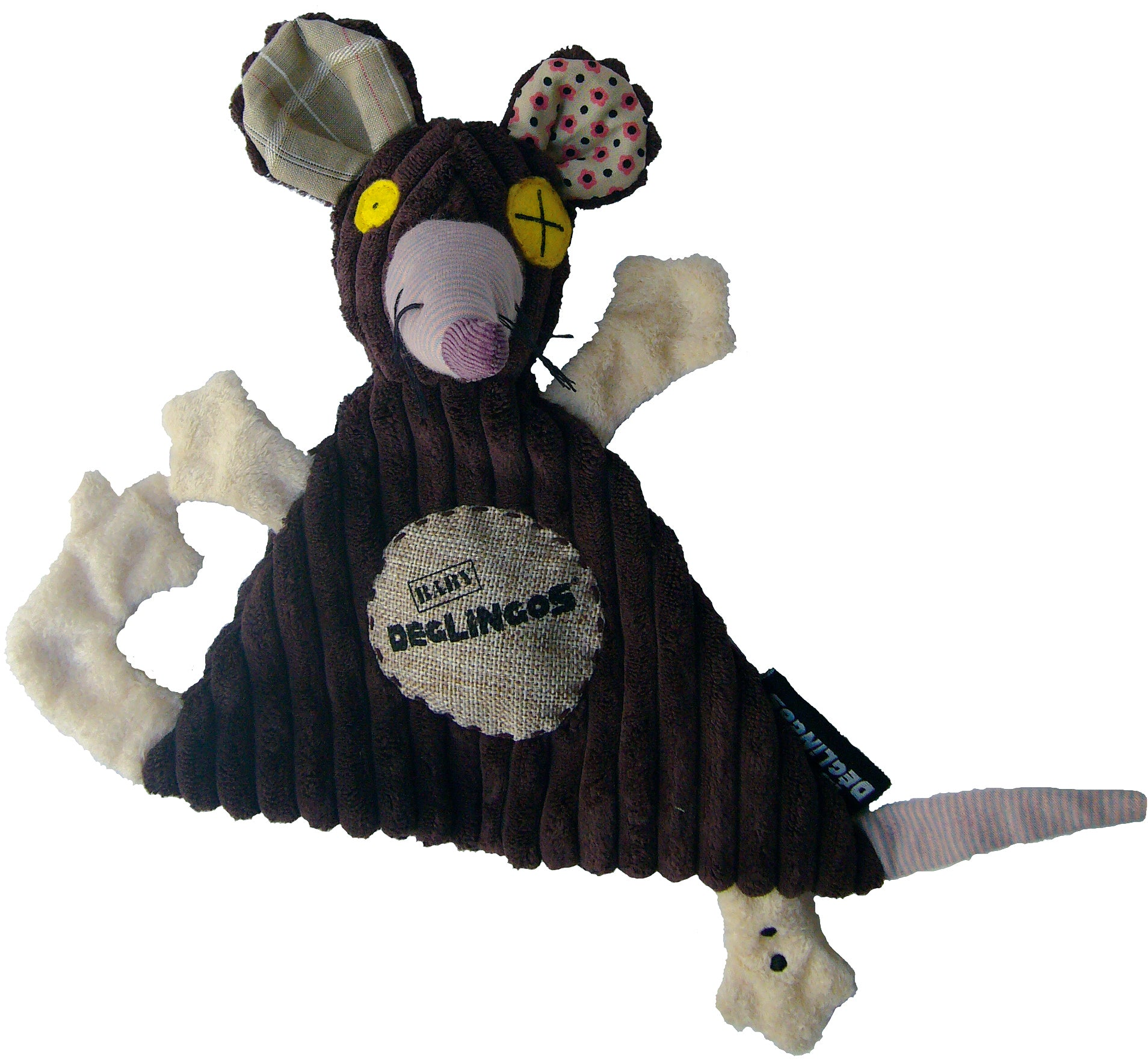 Baby Blankie Ratos the Rat