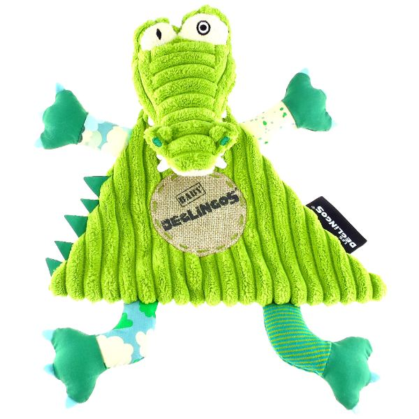 Baby Blankie Aligatos the Crocodile
