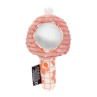 Discovery Mirror & Squeaker Pomelos the Ostrich