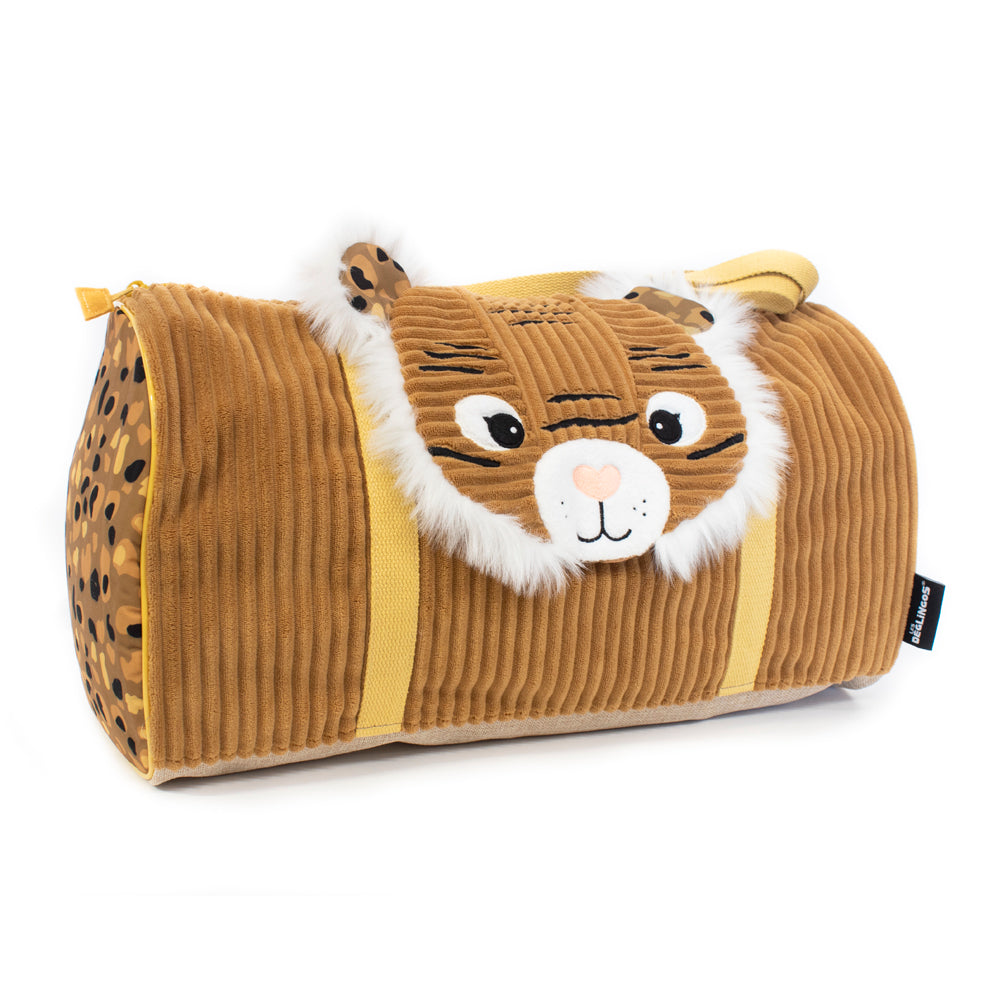 Weekend Travel Bag Speculos the Tiger