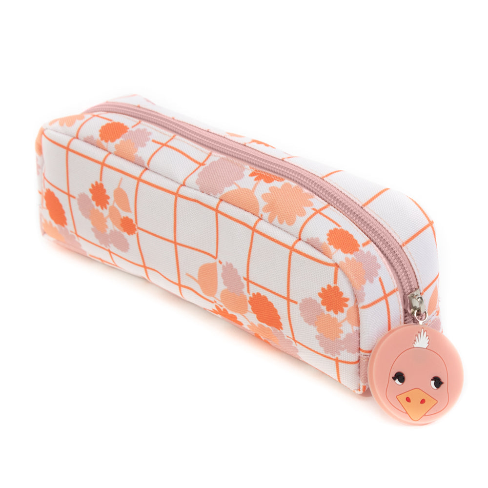 1 Zip Pencil Case Pomelos the Ostrich
