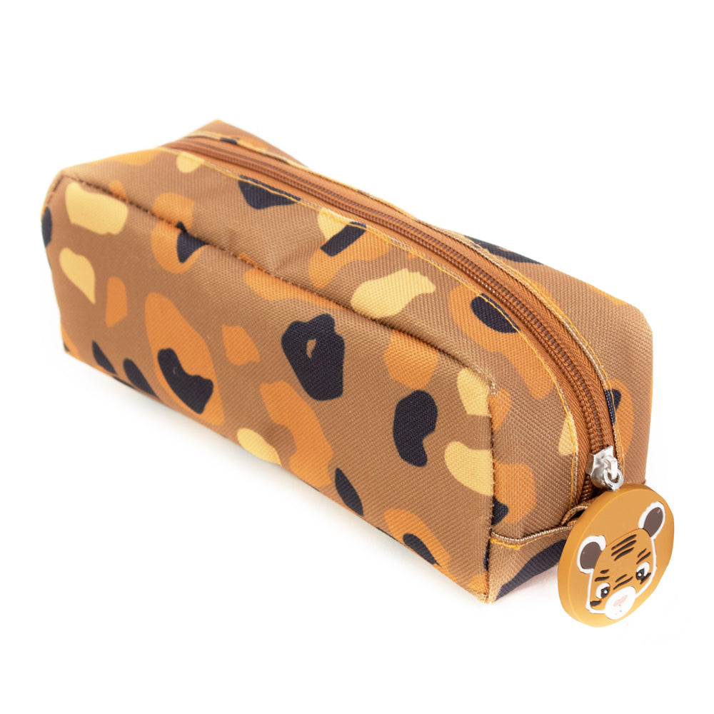 1 Zip Pencil Case  Speculos the Tiger
