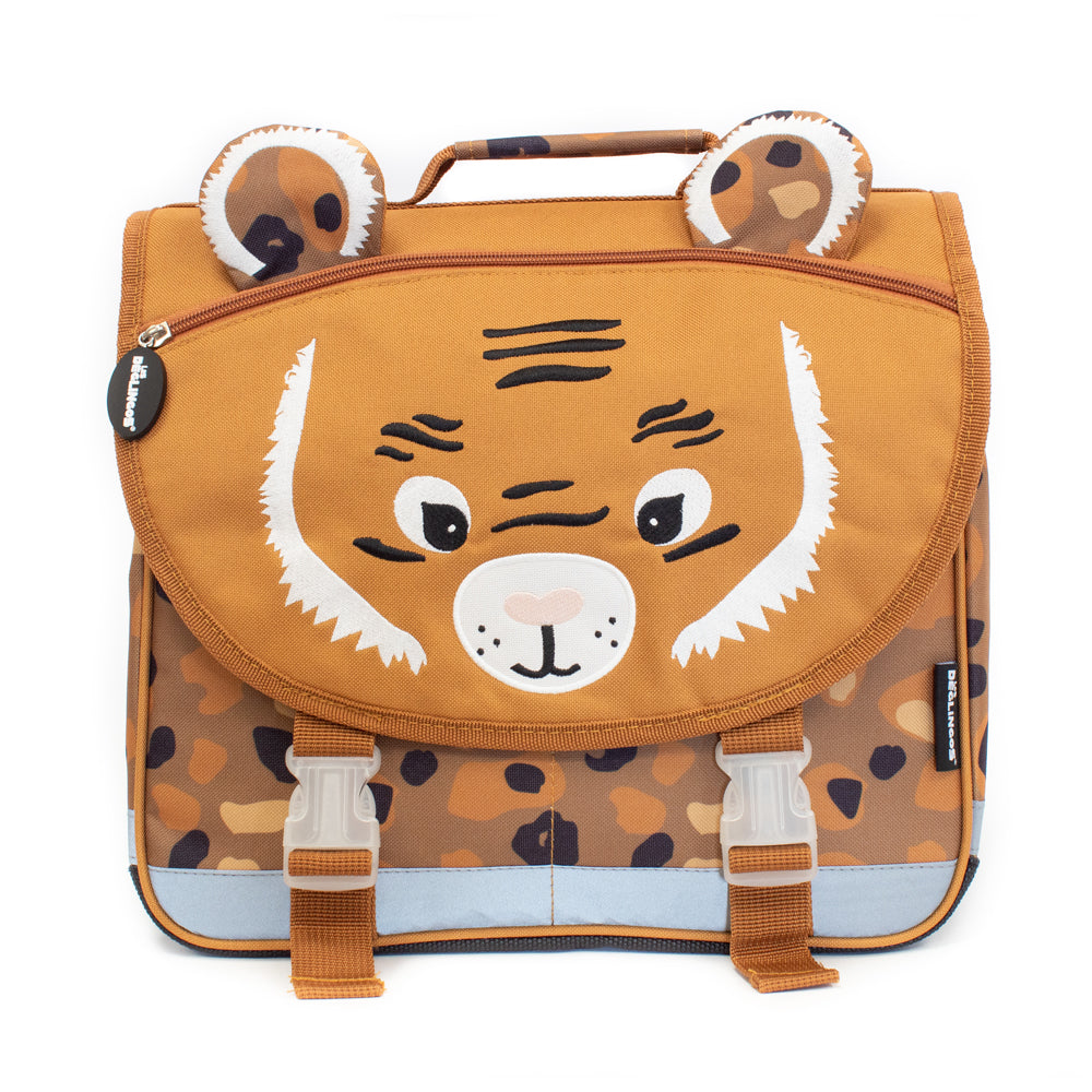 Backpack Satchel School Bag (35cm) Speculos the Tiger