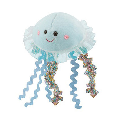 Sweet Collection Jellyfish Blue - 9cm