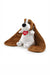 Love Box - Trudino Basset Hound Plush - 15cm