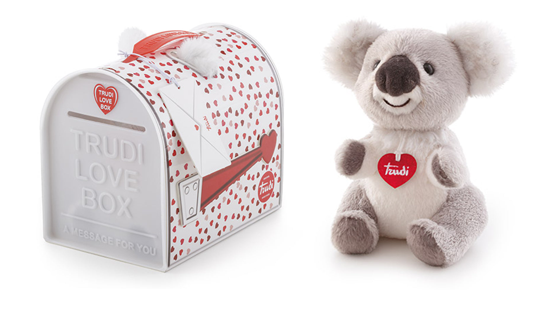 Love Box - Trudino Koala Plush - 15cm