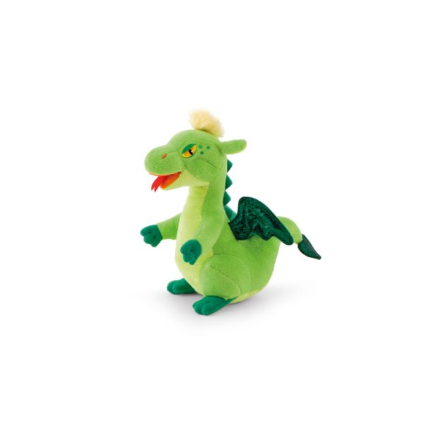 Fantasy Mini Dragon Green - 14cm