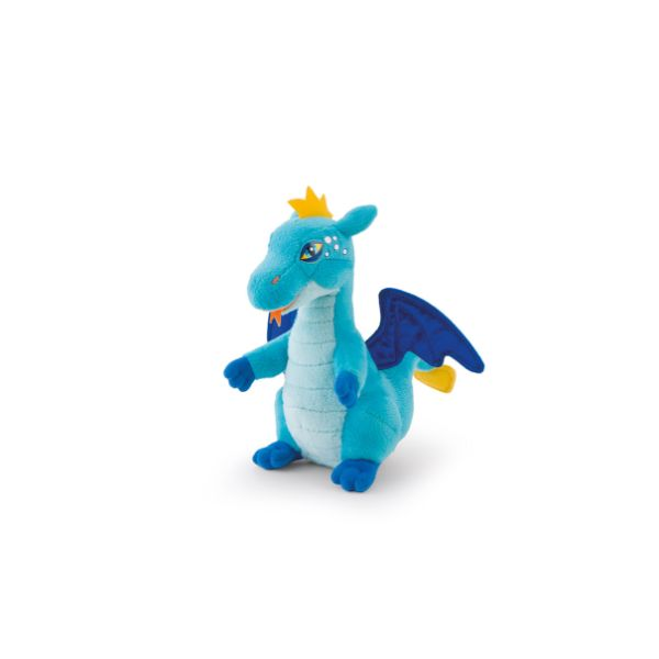 Fantasy Mini Dragon Light Blue - 14cm
