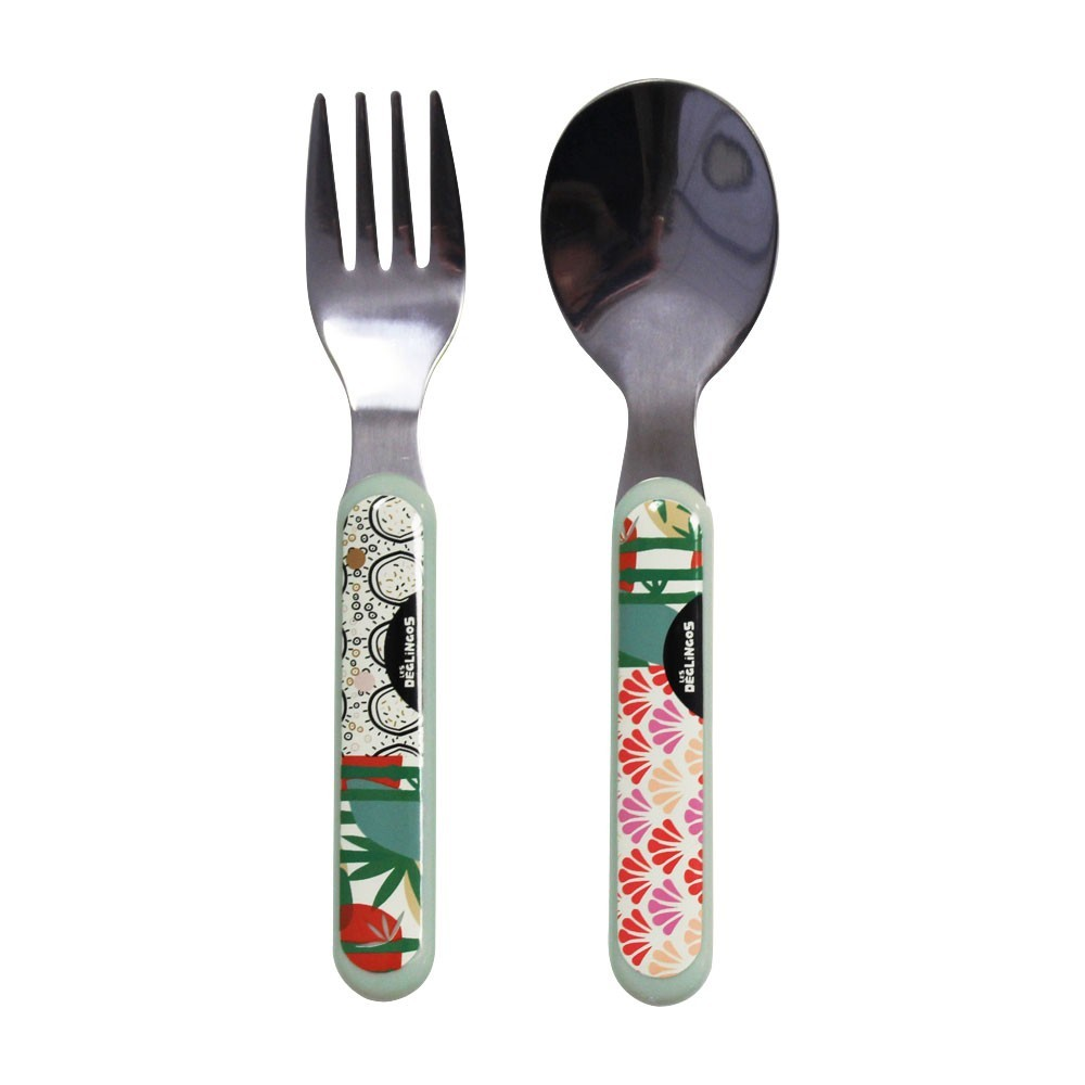 Cutlery Fork & Spoon Set