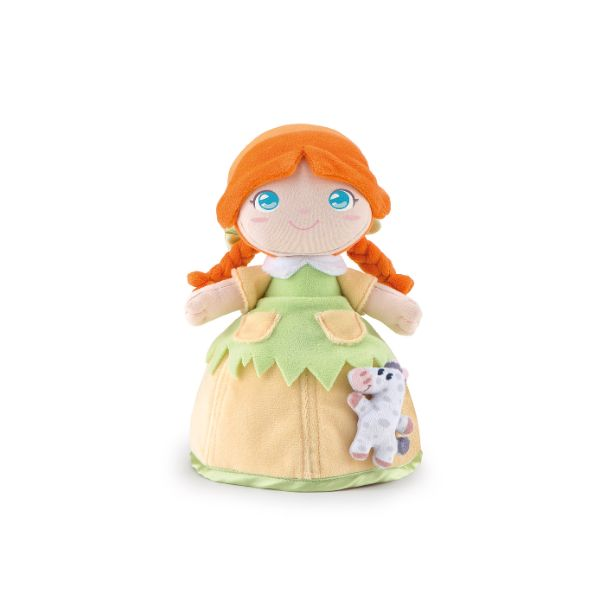 Friends Rag Doll Polly with Horse - 24cm