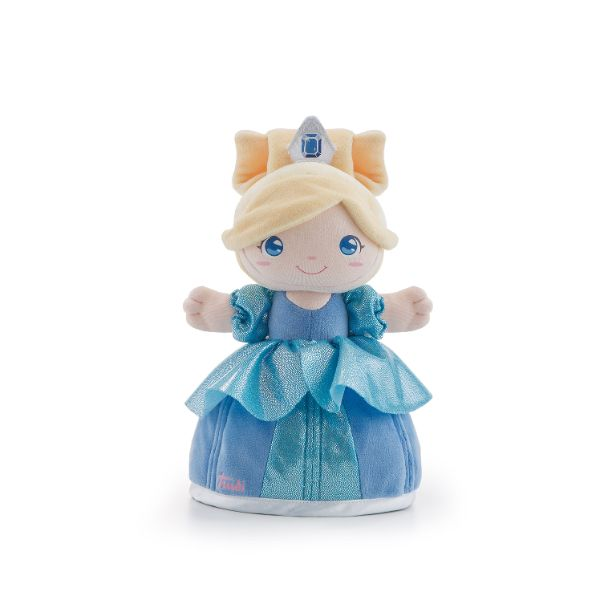 Princess Jewel Rag Doll Princess Zaffira - 24cm