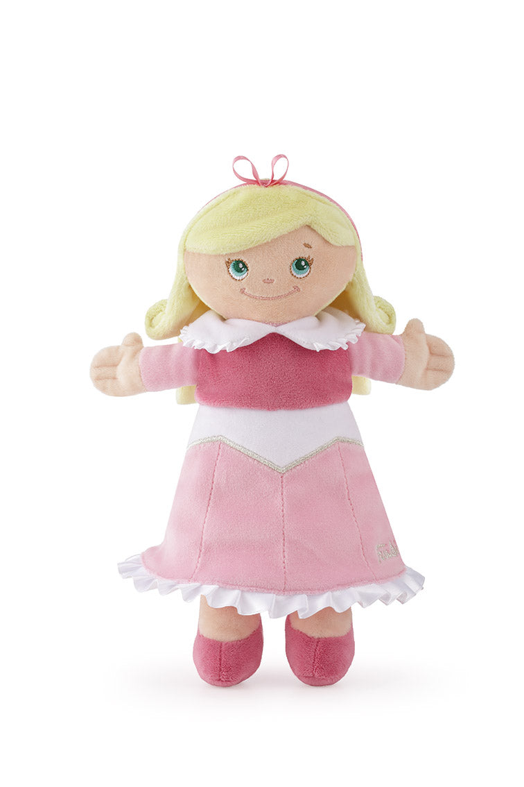 Fairytale Rag Doll Princess Castle - 27cm