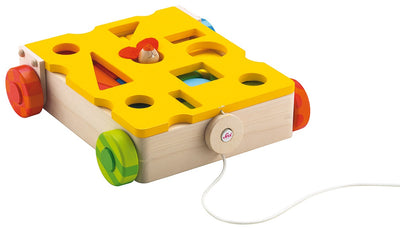 Sevi Wooden Mouse Cubes - 30 pieces